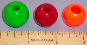 22mm Marbella Bead OPAQUE