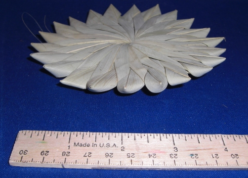 Palm Leaf Sunflower