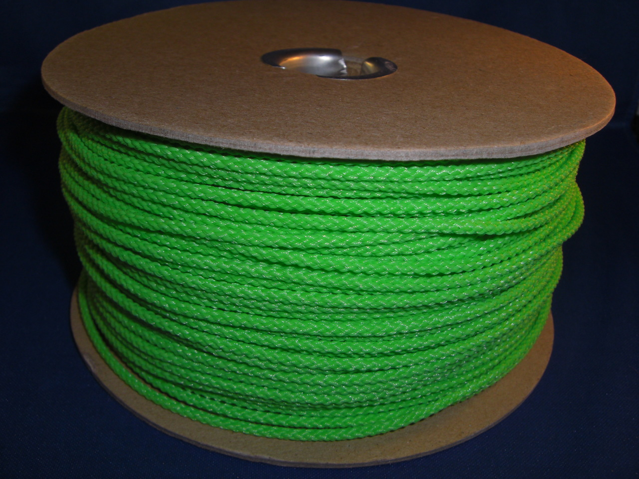 Polly Rope--500ft ELECTRIC GREEN
