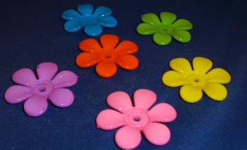 Small Flower Bead (ea)