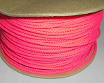 Polly Rope--500ft Neon Pink