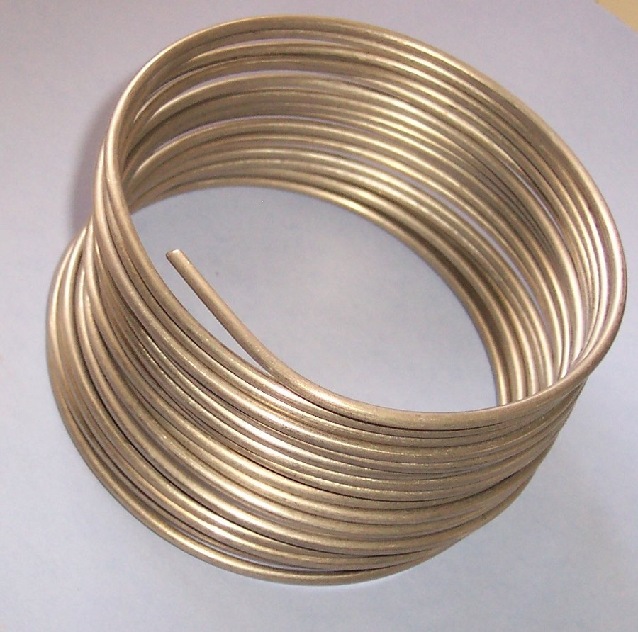 "Thick Stainless Steel Wire (1/8"")"